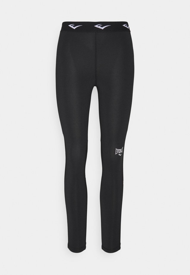 WOMEN LEONARD - Legging - black