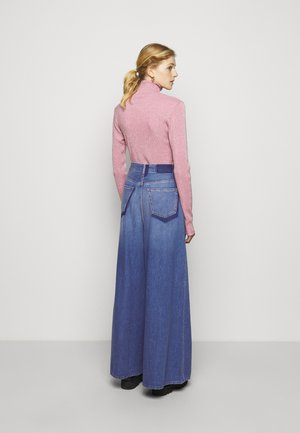 WIDE LEG SHADOW  - Jeansy Relaxed Fit - medium cast/shadow
