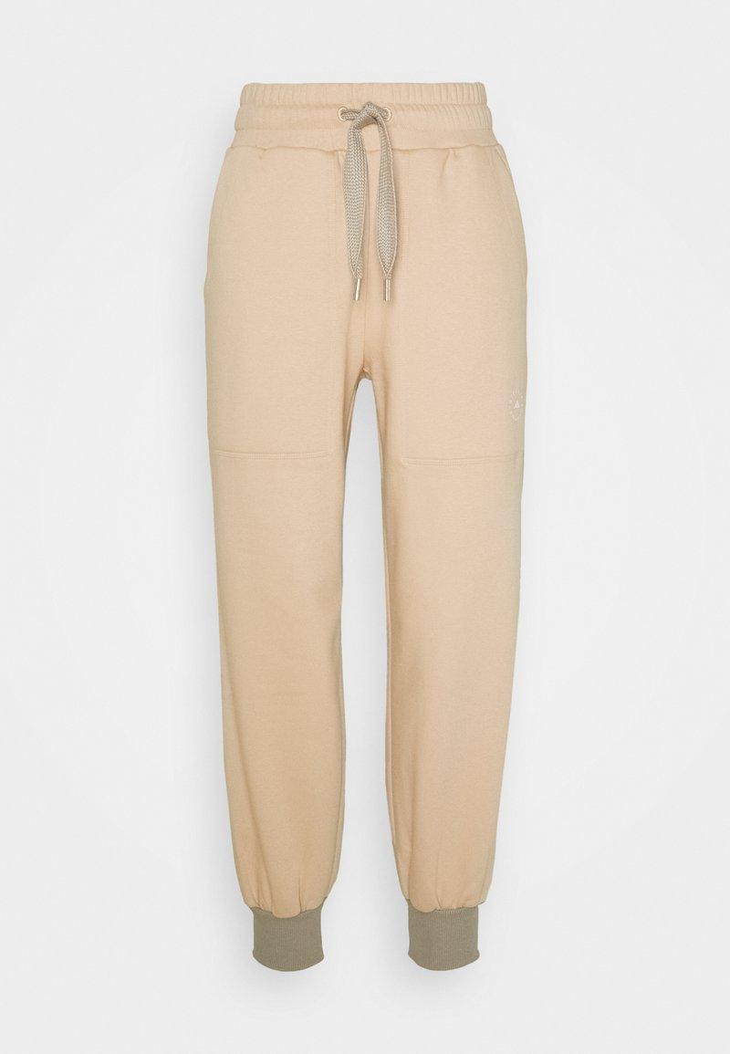 adidas by Stella McCartney - Teplákové kalhoty - soft powder/light brown