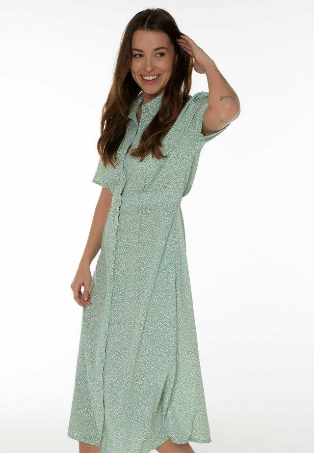 Skjortklänning - malachite