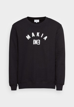 BRAND - Sweatshirt - black