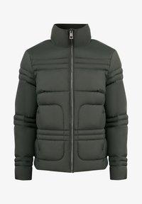 Finn Flare - Winter jacket - dark green - 5