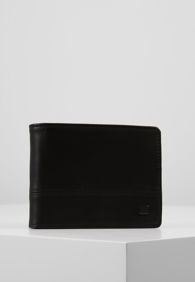 DIMENSION - Monedero - black grain