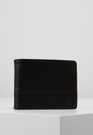 DIMENSION - Wallet - black grain