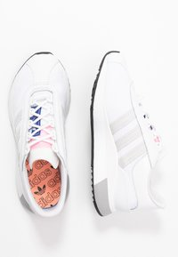 adidas Originals - SL ANDRIDGE - Zapatillas - footwear white/grey one/core black - 3