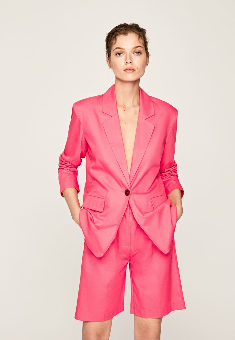 Pepe Jeans - LALY - Short coat - pink
