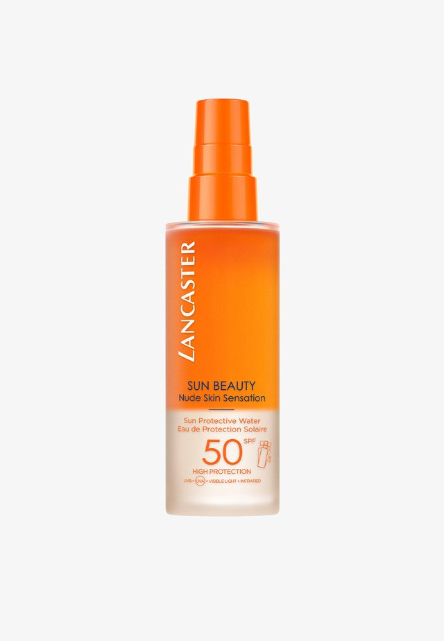 SUN BEAUTY SUN PROTECTIVE WATER SPF50 - Solcreme - -