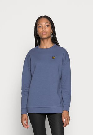OVERSIZED - Sweatshirt - nightshade blue