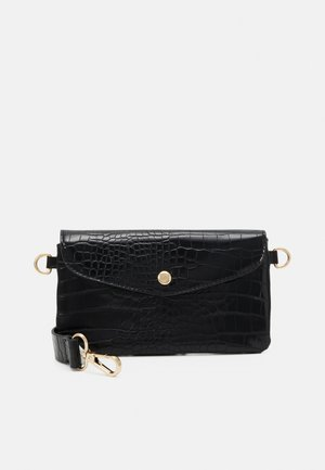 BAG PENNY - Sac banane - black