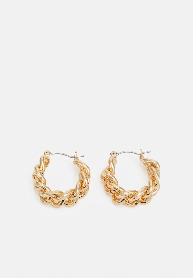 MINIS - Earrings - gold-coloured