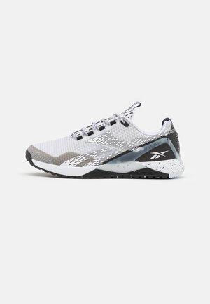 NANO X1 TR ADVENTURE - Zapatillas de entrenamiento - footwear white/core black