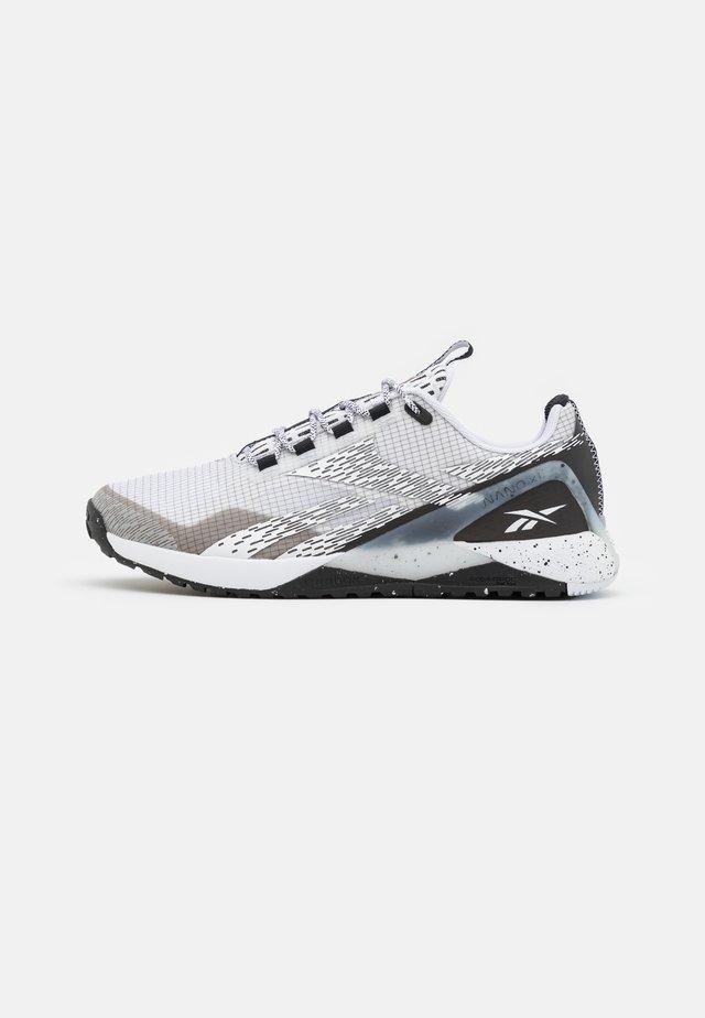 NANO X1 TR ADVENTURE - Scarpe da fitness - footwear white/core black