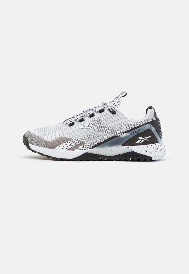 Reebok - NANO X1 TR ADVENTURE - Chaussures d'entraînement et de fitness - footwear white/core black