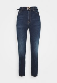 Pinko - SUSAN 8 TROUSERS - Jeans Skinny Fit - blue - 4