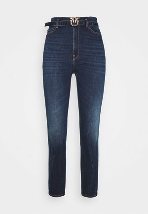 SUSAN 8 TROUSERS - Jeansy Skinny Fit - blue