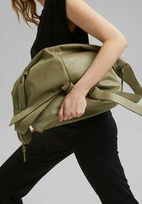 edc by Esprit - PIXIE  - Handbag - light khaki - 2