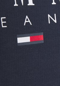 Tommy Jeans - REGULAR ESSENTIAL LOGO - Felpa - twilight navy - 6