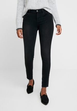 DIVINE - Jeans Skinny - black lofty wash