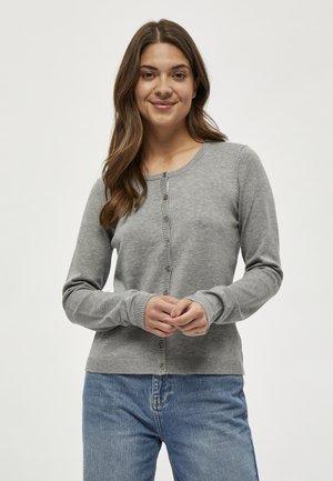 NEW LAURA - Cardigan - light grey melange