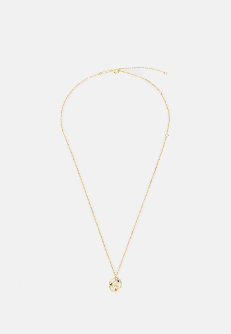 PDPAOLA - ZODIAC SIGN - Collier - gold-coloured