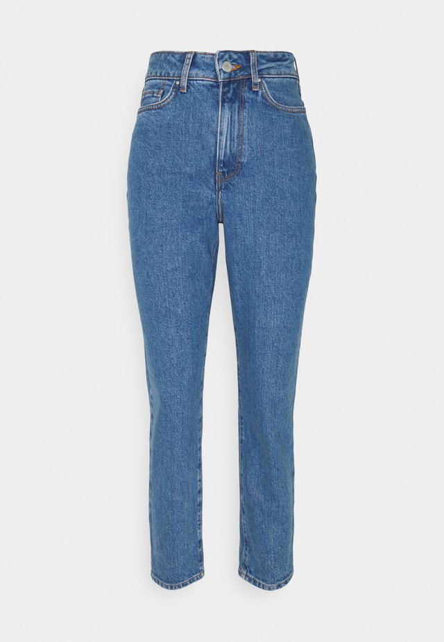 Mom fit jeans - Jeans Skinny Fit - blue denim