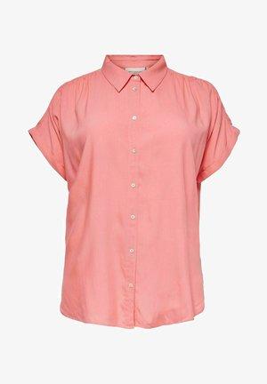 CARMAROK LIFE - Button-down blouse - tea rose