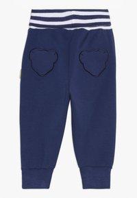 Steiff Collection - BABY - Pantaloni sportivi - blue - 2