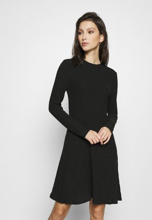 VIELITA TURTLENECK DRESS - Jumper dress - black