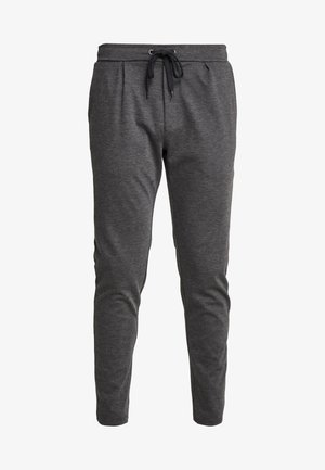 Broek - mottled dark grey
