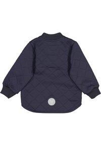 Wheat - LOUI - Winter jacket - dark blue - 1