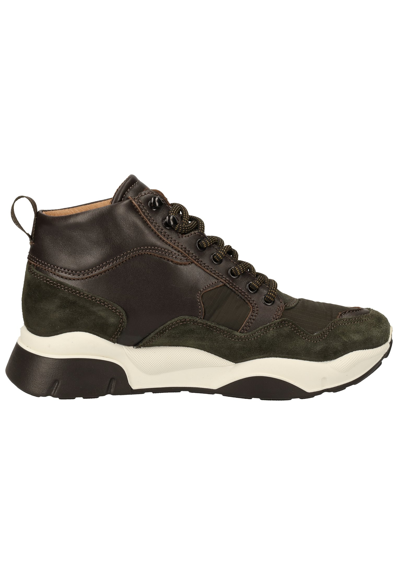 IGICO Sneaker high - bosco/schwarz - Herrenschuhe ptXGP