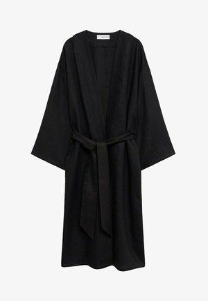 DOMI-A - Classic coat - zwart