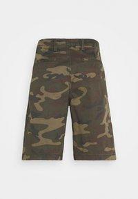 GAP - IN PRINTED - Shorts - khaki - 6