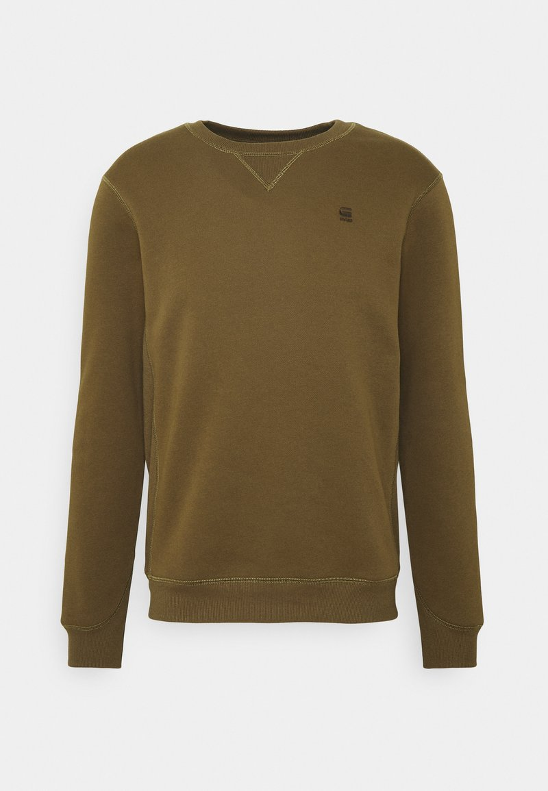 G-Star - PREMIUM CORE - Sweater - wild olive