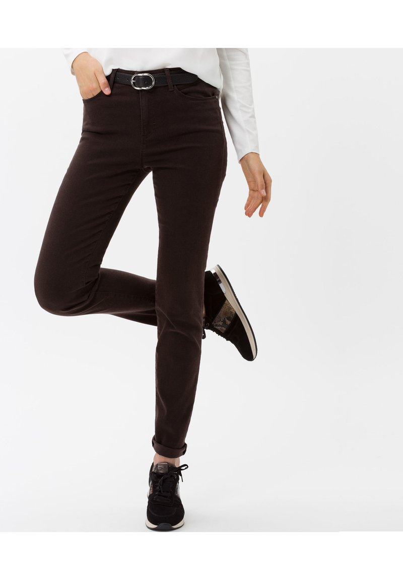 BRAX - STYLE SHAKIRA - Jeans Skinny Fit - brown