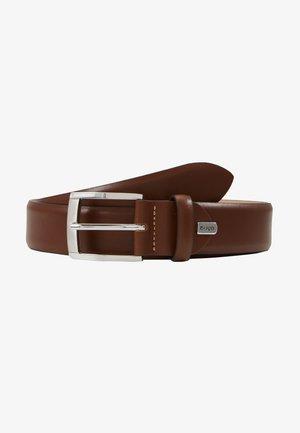 REGULAR - Belt - mid brown