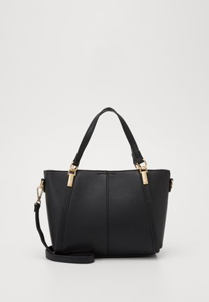FRANCIS MIDI TOTE - Shopping bag - black