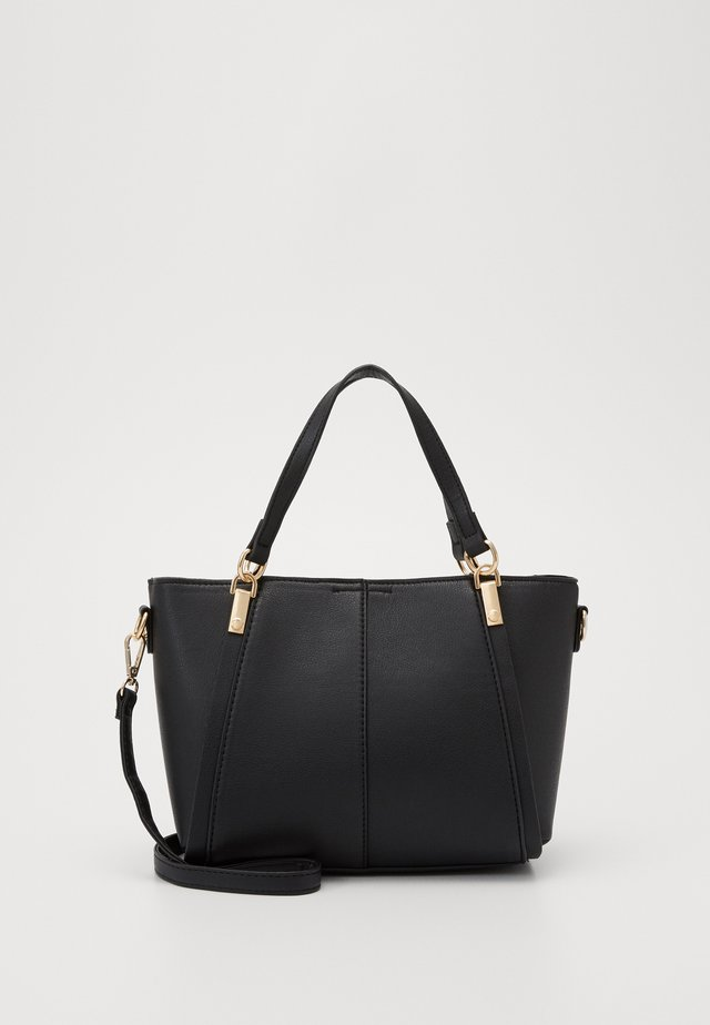 FRANCIS MIDI TOTE - Shoppingveske - black