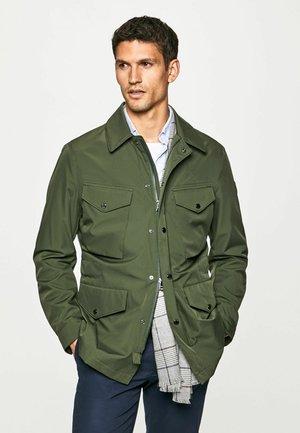 TECHNICAL FIELD JTK - Winter coat - olive