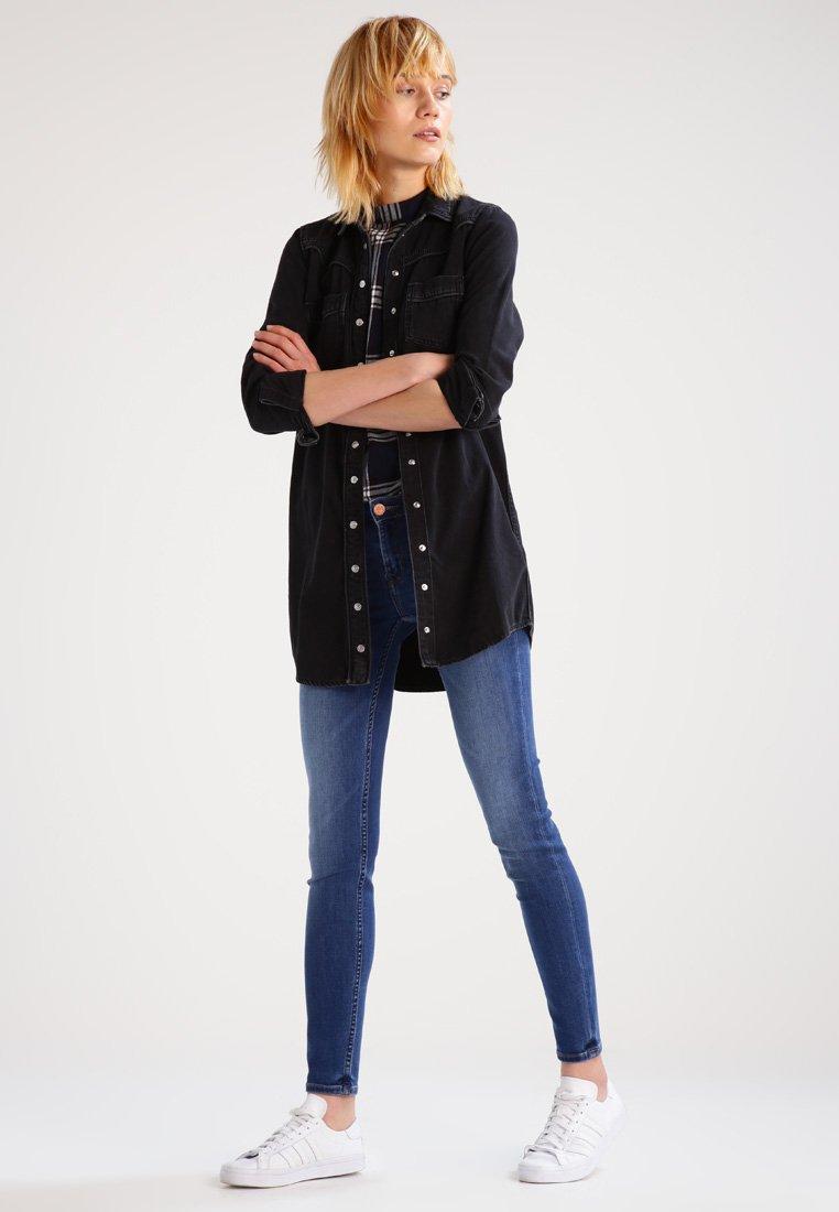 Lee SCARLETT - Jeans Skinny Fit - midtown blues