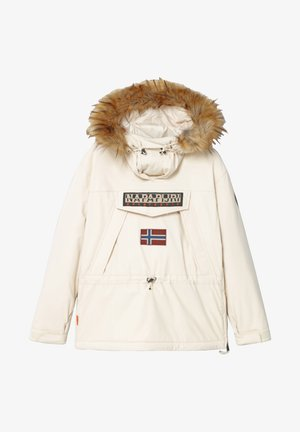 SKIDOO - Winter jacket - WHITECAP GRAY