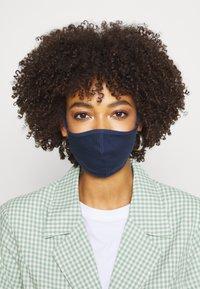 Zign - 5 PACK - Masque en tissu - dark blue - 0