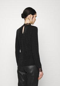 Vero Moda - VMKAKO - Long sleeved top - black - 2