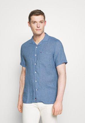 CAMP SHIRT - Shirt - colorado indigo