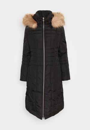 ESSENTIAL COAT - Płaszcz zimowy - black