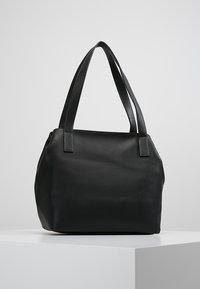 TOM TAILOR - MIRI ZIP  - Tote bag - schwarz - 2