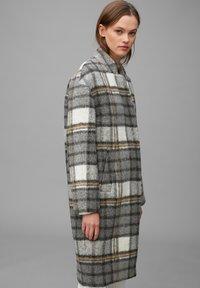 Marc O'Polo DENIM - Classic coat - multi/black - 3