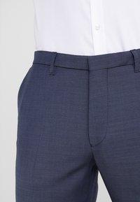 DRYKORN - FOOT - Oblekové kalhoty - dark blue - 6