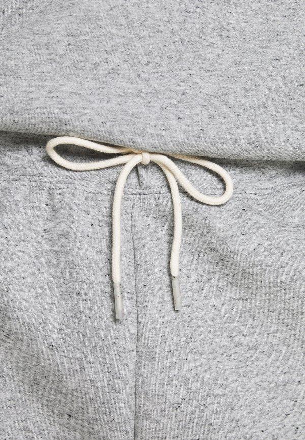 Nike Sportswear TECH PANT - Spodnie treningowe - grey/czarny Odzież Męska NRWR