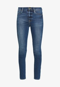 Frame Denim - HIGH - Skinny-Farkut - blue denim - 4